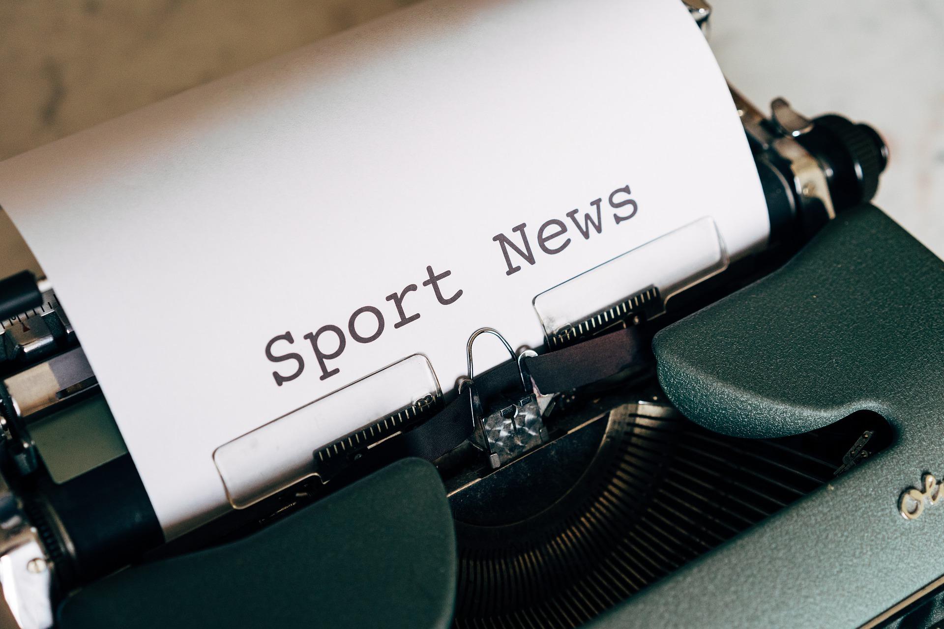 Sportnews im Januar